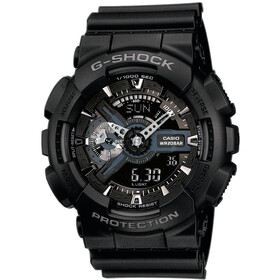 CASIO G-SHOCK GA-110-1BER Watch Men, black